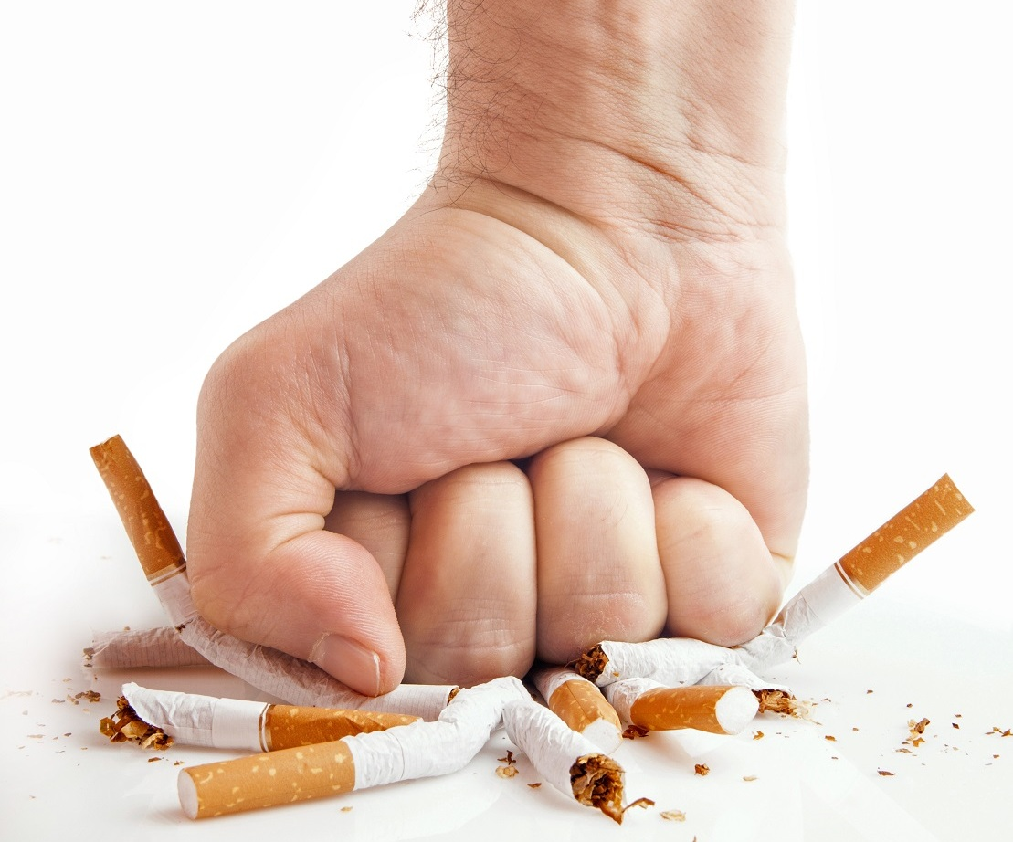 Φέτος, θα Kόψω το κάπνισμα!