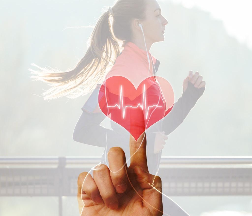 Ξεκινήστε με στόχο να γυμνάζεστε 30 λεπτά την ημέρα, 5 φορές την εβδομάδα ώστε να κρατήσετε την καρδιά σας σε φόρμα και να μειώσετε τις πιθανότητες εμφάνισης καρδιαγγειακών παθήσεων.