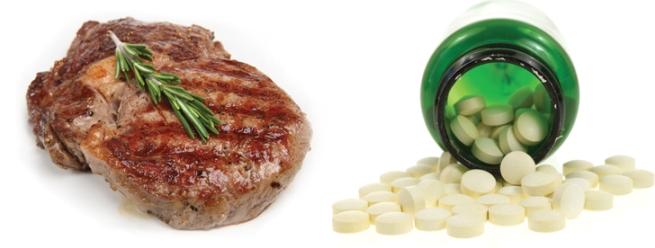 Η έλλειψη σιδήρου (αναιμία) είναι η πιο συχνά εμφανιζόμενη έλλειψη ιχνοστοιχείου.